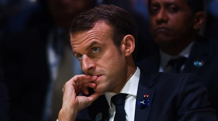Fransa'da Macron'un partisi mecliste çoğunluğu kaybetti