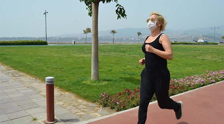 Maskeyle sporda ani ölüm tehlikesi