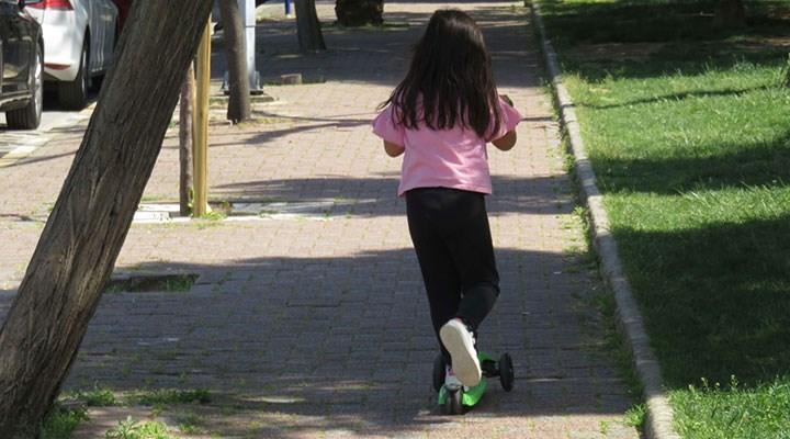 14 yaş altı çocuklar ikinci kez sokağa çıktı