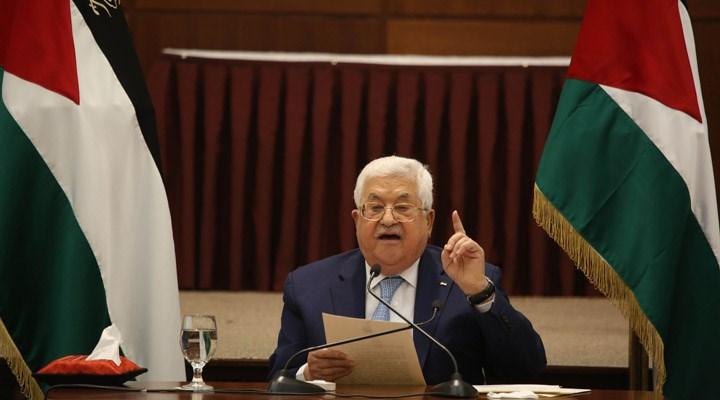 Filistin Devlet Başkanı: İsrail ve ABD ile yapılan anlaşmalara bağlı kalmayacağız