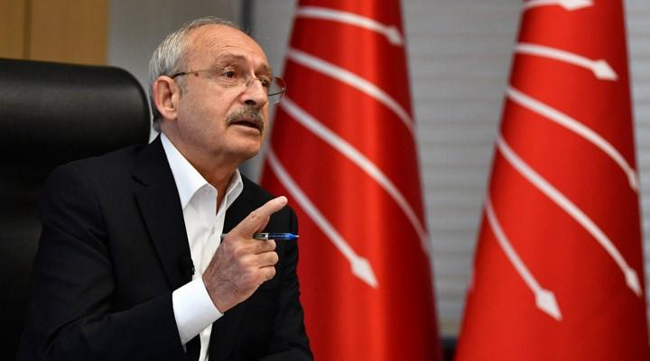 Kılıçdaroğlu'ndan Eren Yıldırım açıklaması: 'Erdoğan'ın talimatıyla hapse atıldı'