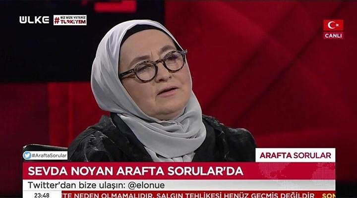 'Ölüm listesi' yapan Sevda Noyan ifade verdi