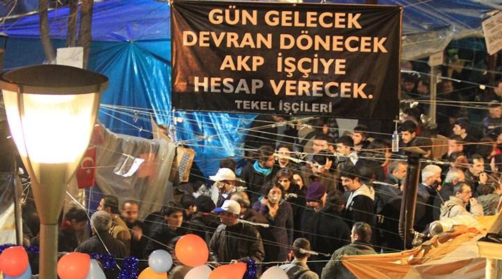 AKP'ye dağ dayanmaz