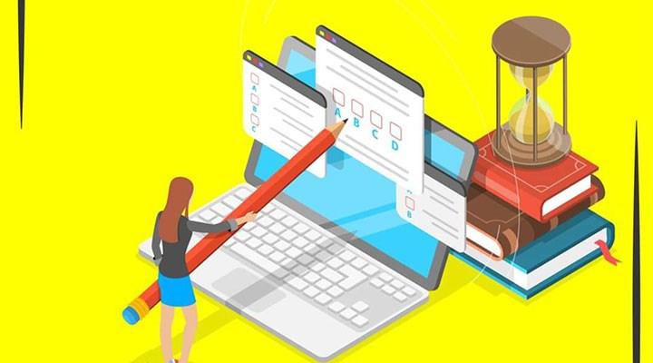 İzmir Büyükşehir'den öğrencilere online deneme sınavları