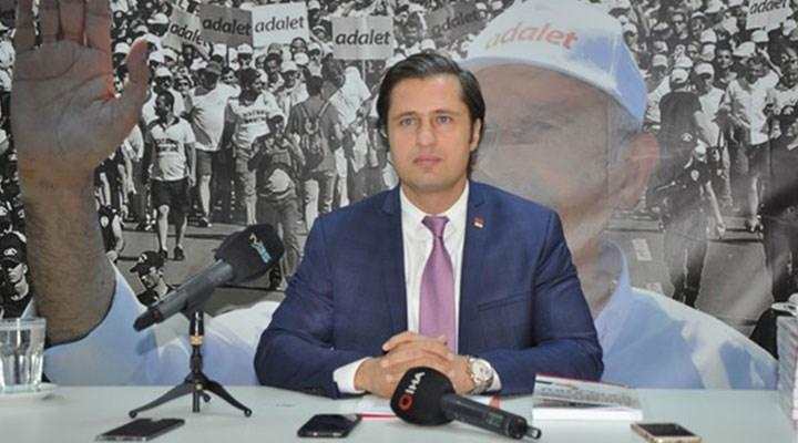 CHP İzmir İl Başkanı Yücel, cami hoparlörlerinden müzik yayınıyla ilgili suç duyurusunda bulundu