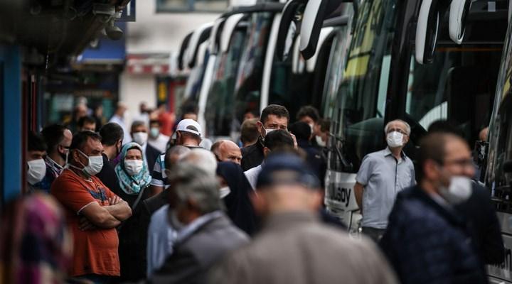 İçişleri Bakanlığı: 484 bin 808 kişiye seyahat izni verildi