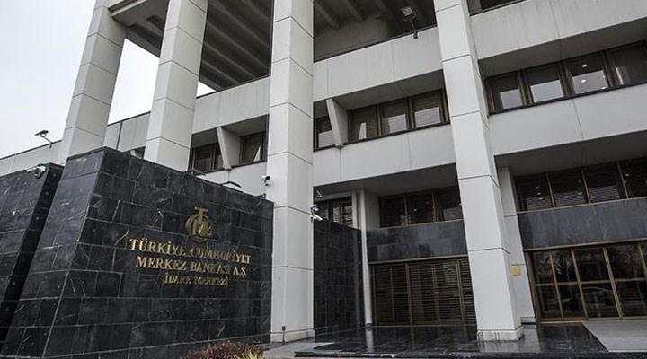 Merkez Bankası'nın brüt döviz rezervleri 2,3 milyar dolar düştü