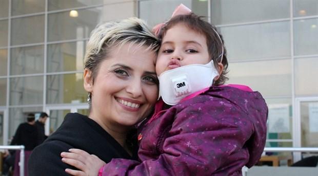 Öykü Arin'in annesi: Yeniden ilik savaşı oldu, donör olun, umut olun