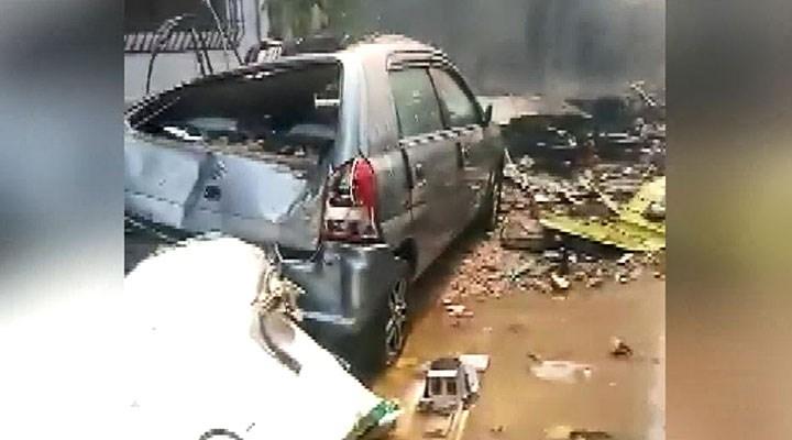 Pakistan'da düşen yolcu uçağında hayatını kaybedenlerin sayısı 76'ya yükseldi