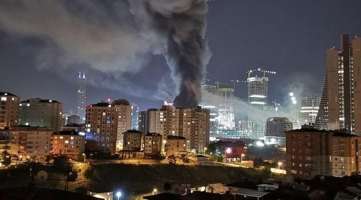 DİSK Dev Yapı İş Sendikası, 1 işçinin yaşamını yitirdiği yangınla ilgili ihmal zincirini sıraladı