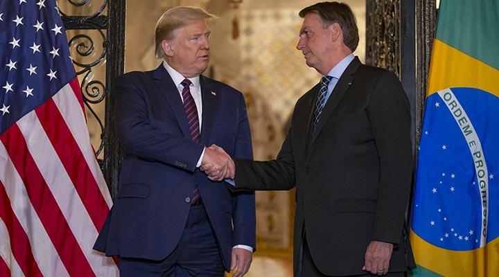 ABD, Brezilya'ya kapılarını kapattı