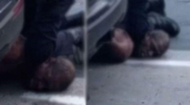 ABD'de polis dehşeti: Şüpheliyi boğarak öldürdüler
