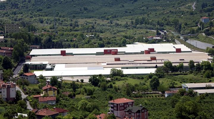Alaplı'daki fabrikada koronavirüse yakalanan işçi sayısı 13'e yükseldi