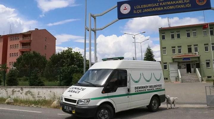 Belediyenin cenaze aracını çalıp uyuşturucu taşıdılar