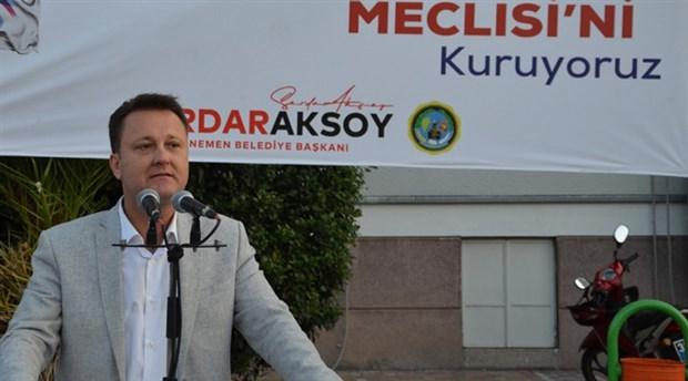 Menemen Belediye Başkanı Serdar Aksoy'dan kargo şirketlerine uyarı