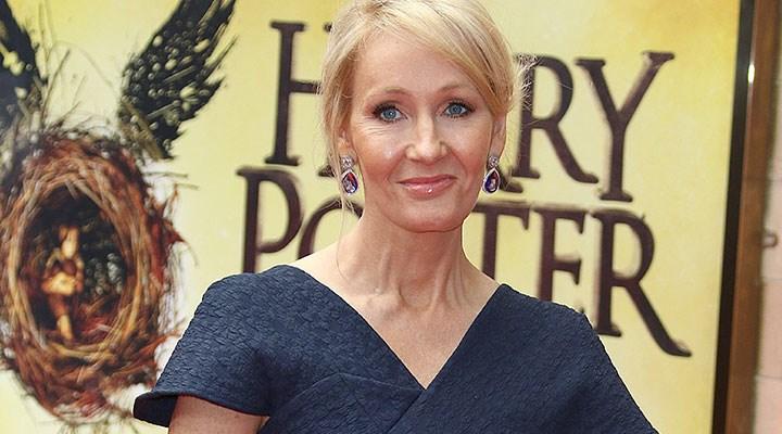 Harry Potter'ın yaratıcısı J.K. Rowling, yeni çocuk kitabını internette yayımladı