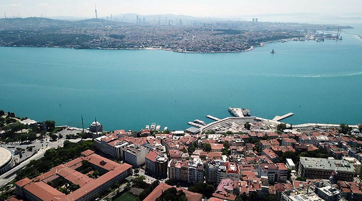 İstanbul Boğazı'ndaki renk değişiminin nedeni ortaya çıktı