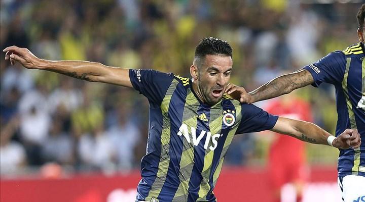 Fenerbahçe'de Isla kadro dışı
