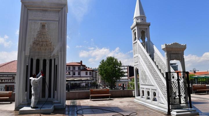 İzmir'de Milli Eğitim Müdürlüğü'nden öğretmenlere cuma namazına katılım 'çağrısı'