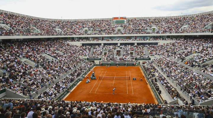 """""""Rolland Garros'u seyircilerle oynamayı tercih ediyoruz"""""""