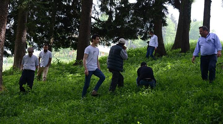 Trabzonlular gök taşını arıyor