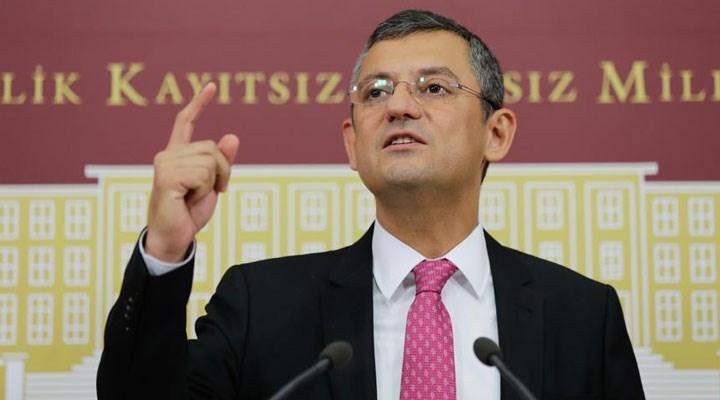 CHP'den 'kadrolu yargı' için araştırma talebi