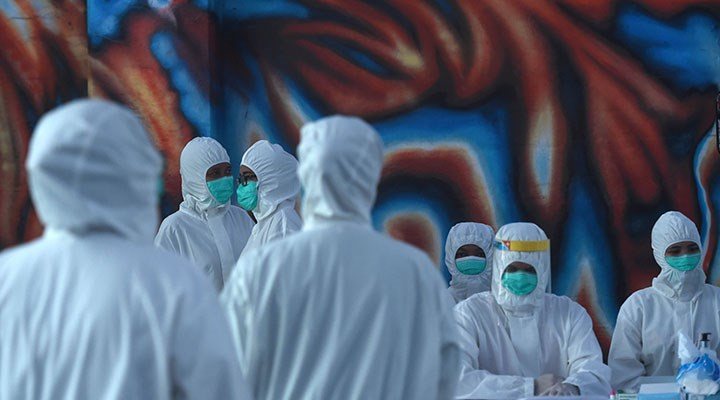 """DSÖ'den koronavirüse karşı """"ortak erişim havuzu"""" girişimi"""