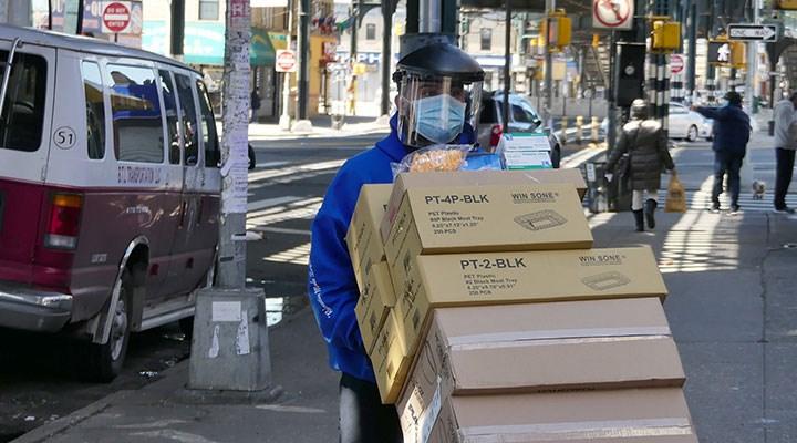 """""""New York'ta 2 milyondan fazla kişiye koronavirüs bulaşmış olabilir"""""""