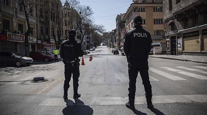 15 ilde sokağa çıkma yasağı başladı