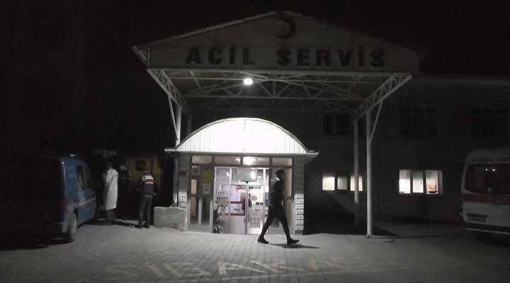 Konya'da bir çocuk poşet içerisinde toprağa gömülü halde bulundu