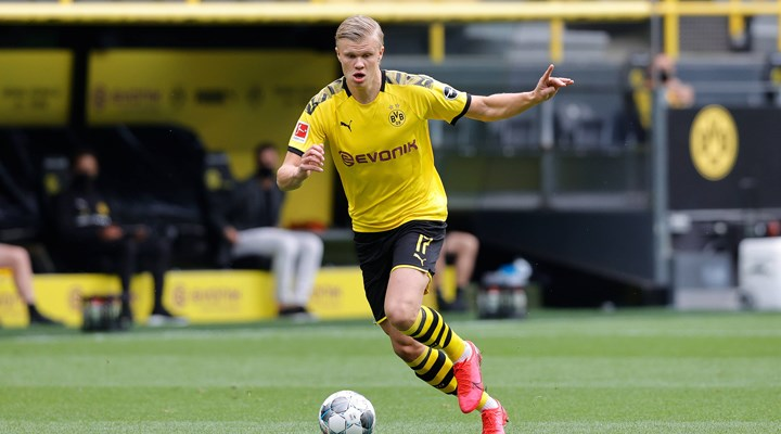 Dortmund'dan deplasmanda 6 gol