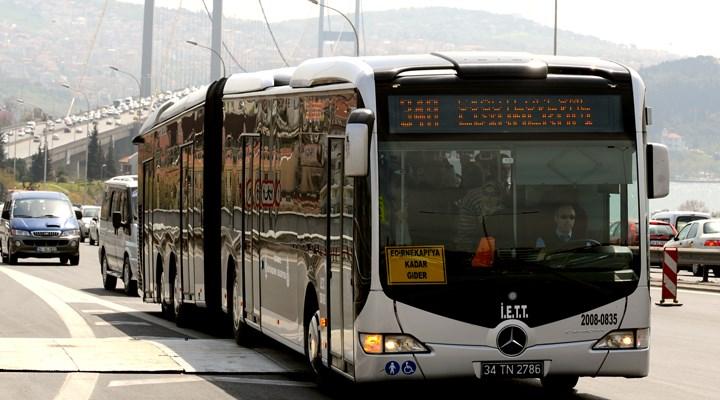 İstanbul'da bütün toplu taşıma araçları hizmet verecek
