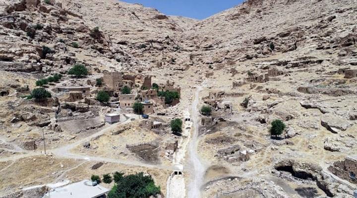 Mardin Valiliği'nden bir mağarada insan kemiklerinin bulunmasına ilişkin açıklama