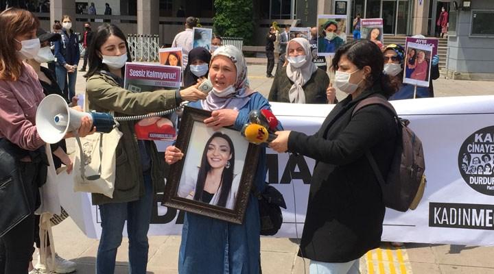 Ayşe Karaman'ın annesi, kızının doğum gününde adalet talep etti
