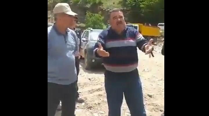 HES isyan eden muhtar: Yusufeli baraja gitti, derelerimizi rahat bırakın