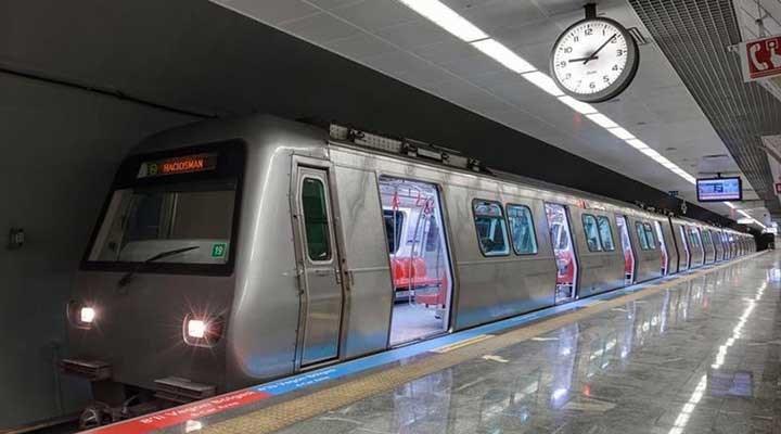 İstanbul'da kapatılan iki metro hattı yeniden açıldı