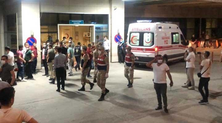 Siirt'te askeri araç devrildi, 2 asker hayatını kaybetti