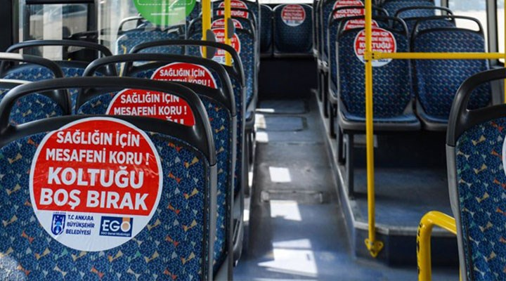 Ankara'da toplu taşıma için karar
