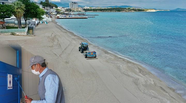 Ege'de belediyeler turizm sezonuna hazır!