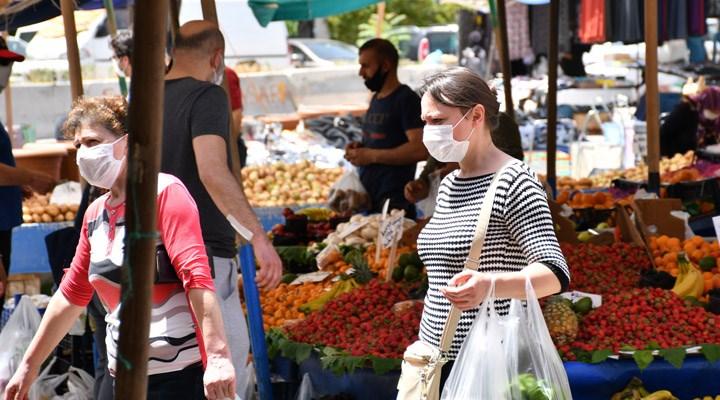 Enflasyon mayıs ayında beklentinin üzerinde arttı