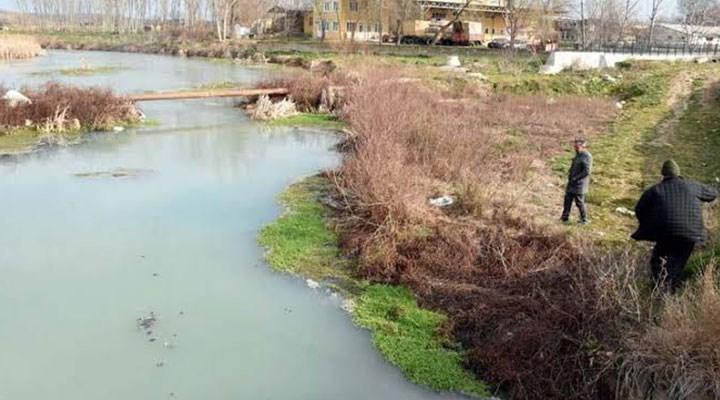 Kırklareli Valiliği'nden Teke Deresi'ndeki kirliliğe ilişkin açıklama: Arıtılmadan atık su bırakıldığı tespit edildi