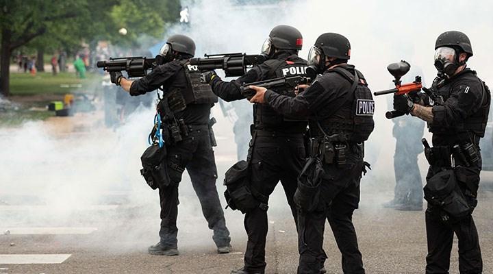 ABD'de hücresinde biber gazıyla müdahale edilen siyah hükümlü öldü