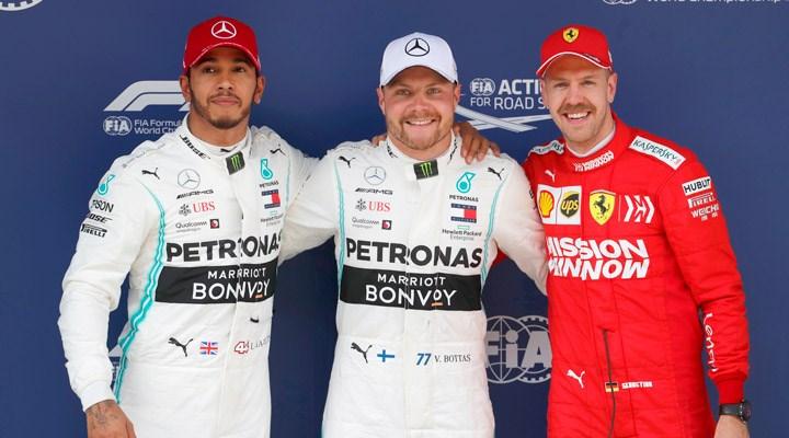 Sebastian Vettel'in yeni adresi Mercedes mi olacak?