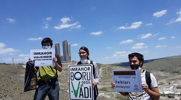 İmrahor Vadisi'ne millet bahçesi: Kanal Ankara projesinin yeni adı millet bahçesi