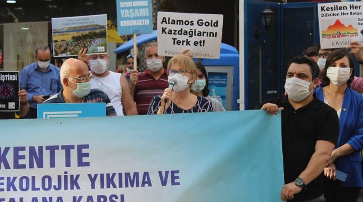 Ege Bölgesi tek ses: Ekolojik sorunlara karşı mücadelemiz sürecek