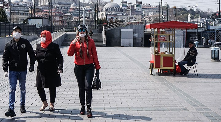 Türkiye'de koronavirüs nedeniyle hayatını kaybedenlerin sayısı 4 bin 669'a yükseldi