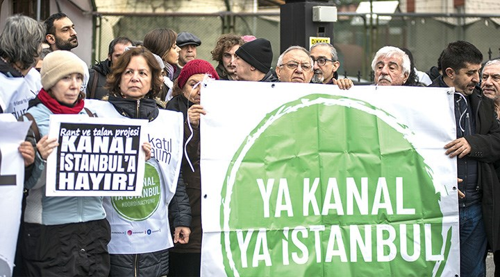 Kanal İstanbul kimin ihtiyacı?