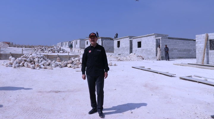 Süleyman Soylu İdlib'e gitti