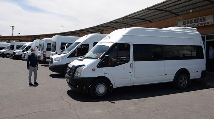10 minibüs şoföründe koronavirüs tespit edildi: Hatları kullanan yolcular aranıyor