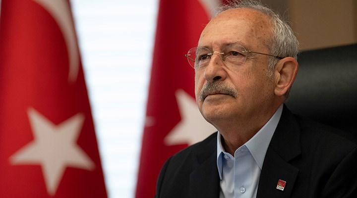 """Kılıçdaroğlu'ndan """"CHP sağa kaydı"""" eleştirisine cevap"""